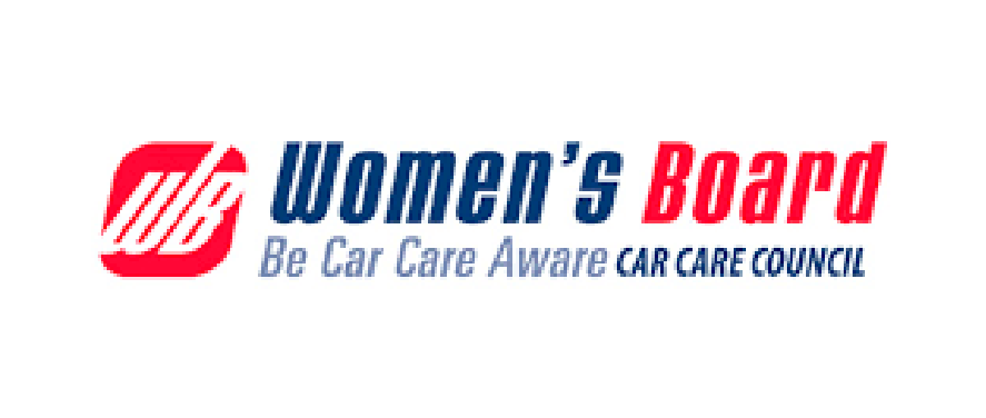 Be Car Care Aware - Car Care Council Women's Board
